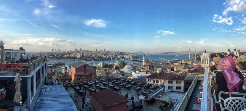 Istanbul – Türkei´s Metropole am Bosporus