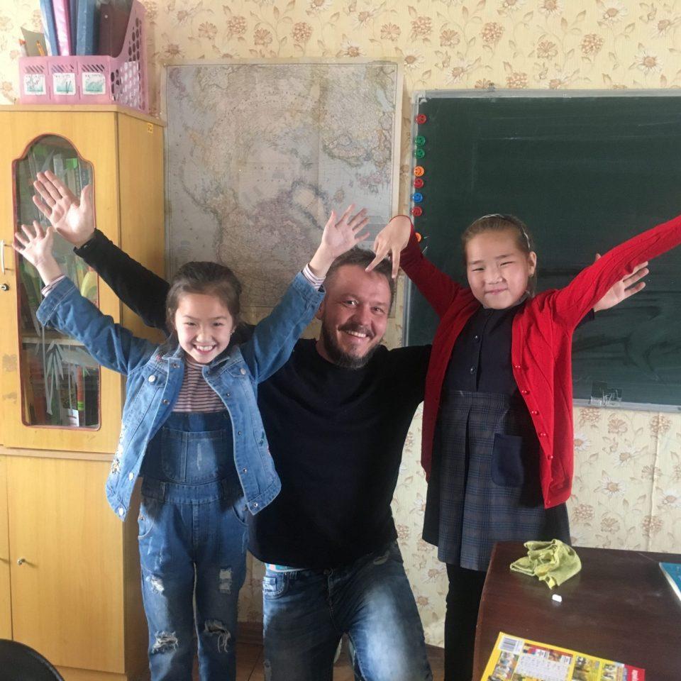 Children English teacher