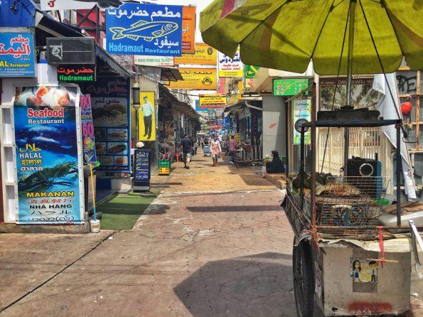 Soi Sukhumvit Bangkok