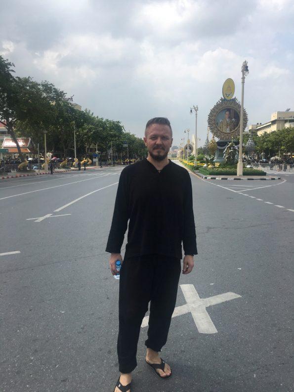 Trauerfeier Koenig Bhumibol