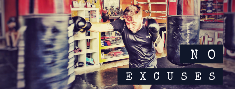 No Excuses Dragon Muay Thai