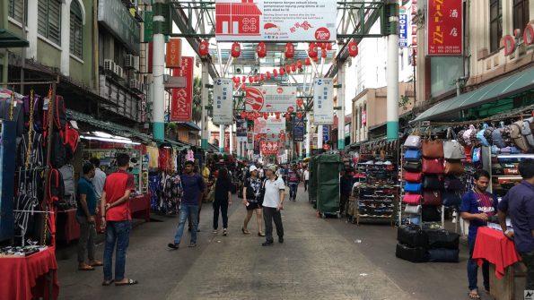 China Town Kuala Lumpur