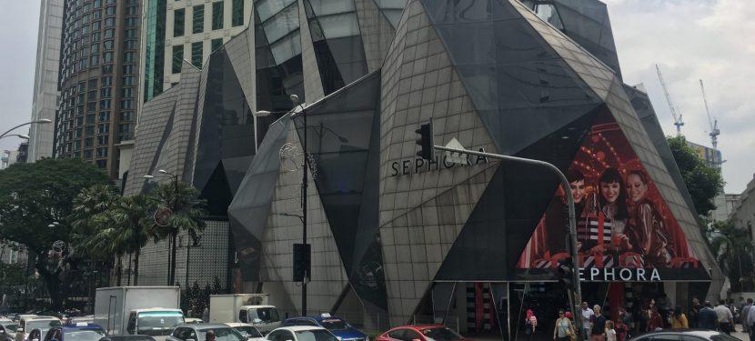Architektur in Kuala Lumpur