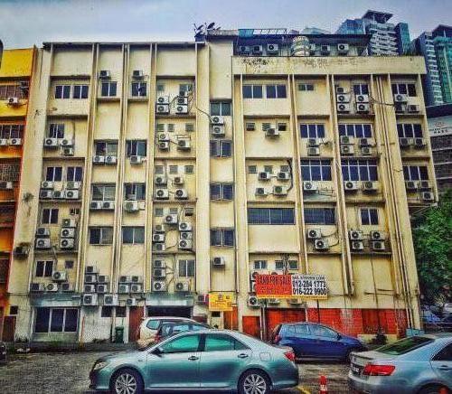Wohnhaus in Kuala Lumpur