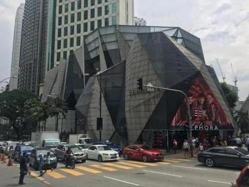 Brand- Shopping in Bukit Bintang
