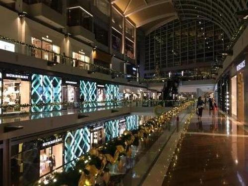 Shopping Center Marina Bay